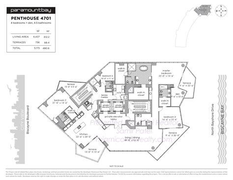 Paramount Floor Plan | paramount floor plan paramount bay condos 2020 n