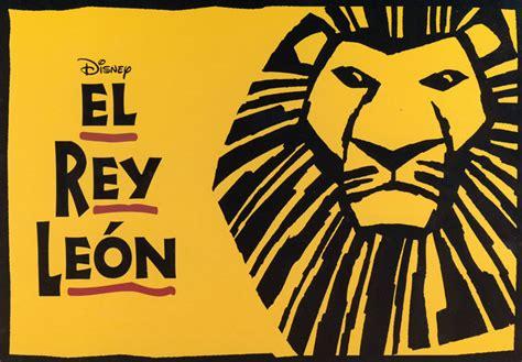 entradas rey leon precios el rey le 243 n en madrid 2013 entradas y conciertos