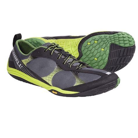 barefoot athletic shoes merrell barefoot road glove running shoes minimalist