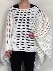Crochet pattern striped poncho crochet patterns tutorials and news