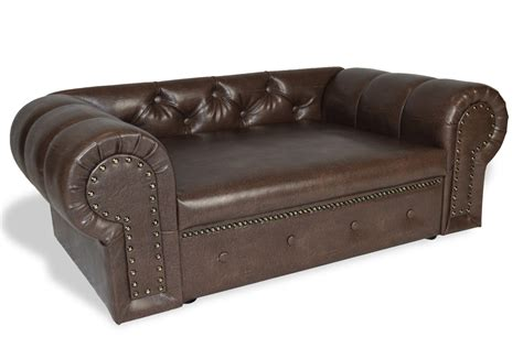 luxury dog sofa luxury dog sofa dog bed ohio chesterfield design xl