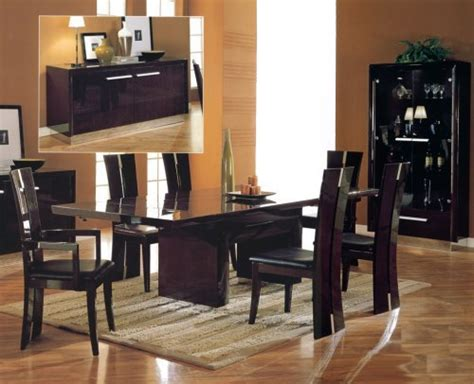 contemporary dining room table contemporary dining room decosee com