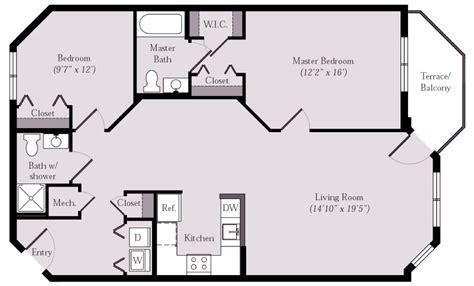 Floor Plans   Styron Square Apartments