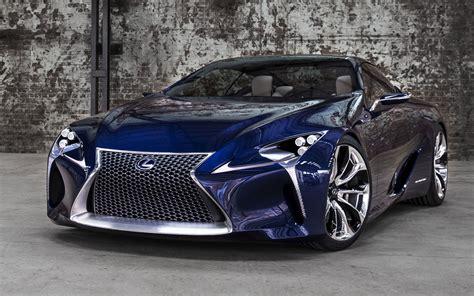 lexus lf lc engine lexus exec hints lf lc concept is production bound