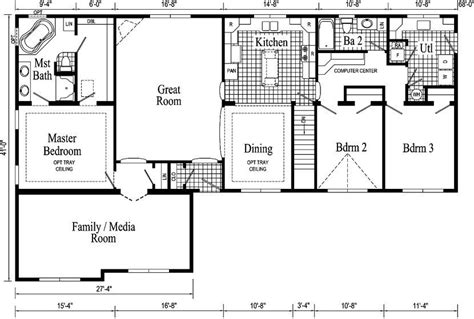 Free House Plans With Basements by Free House Plans With Basements Beautiful Ranch House