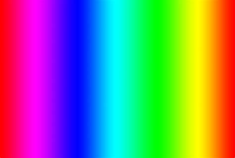 color spectrum image processing generate color spectrum using python