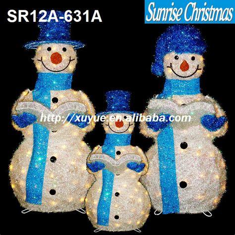 outdoor light up santa outdoor snowman light up santa claus led