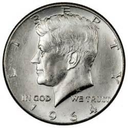 roll of 20 90 silver 1964 kennedy half dollars choice