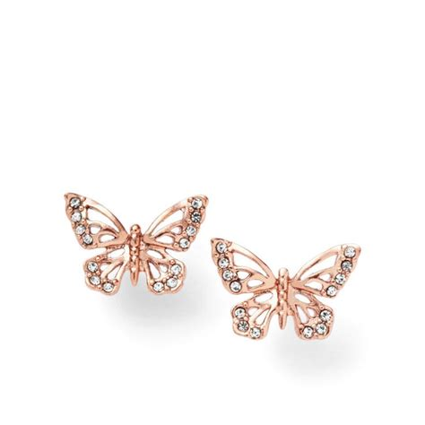 9 attractive butterfly earrings for in trend