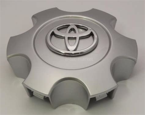 2006 Toyota Tundra Center Cap 4x Toyota Tundra Sequoia 2003 2004 2005 2006 2007 Silver