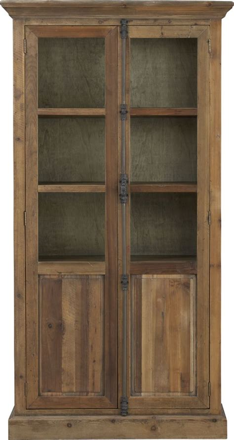 bedford tall cabinet  storage cabinets crate