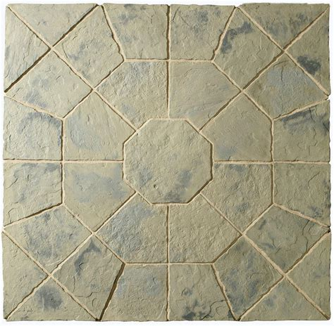 Octagon Patio Pavers Minster Paving Octagon Rustic 2 3m Patio Kit Garden World