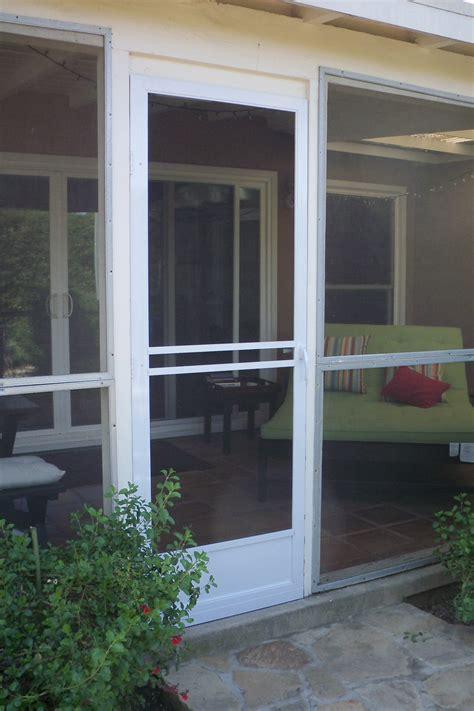 swinging screen door swinging screen doors in nothridge screen doors window