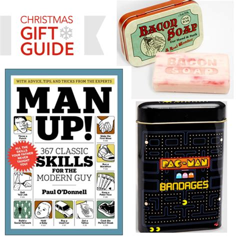 2011 christmas gift guide small gifts for him under 30