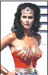 lynda carter stars as wonder woman in the tv adaptation of