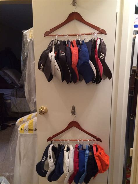 Closet Hat Organizer by 17 Best Ideas About Baseball Hat Organizer On