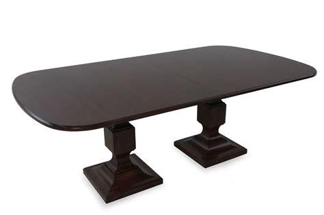Bernhardt Dining Table Bernhardt Pedestal Dining Table Mathis Brothers Furniture