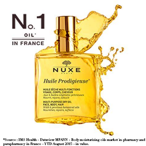 amazon.com: nuxe huile prodigieuse multi purpose dry oil