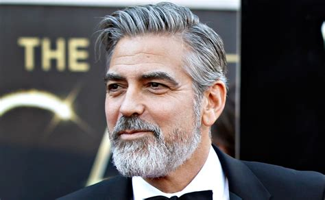 Pomade Bill Fox images when affleck clooney sport stubble we