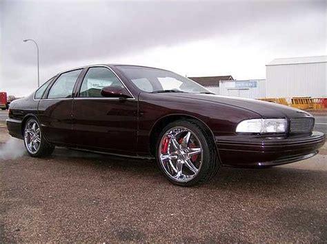 impala ss 2010 1996 chevrolet impala ss 4 door f197 kansas city 2010