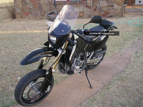 2012 Suzuki Drz400sm 2007 Suzuki Drz400sm