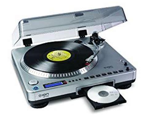 ion dio lp2cd platine vinyle usb avec graveur cd: amazon