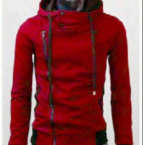 Jual Produk Oxone Keren Dan Murah Meriah jual jaket harakiri korea keren warna merah cooy grosir