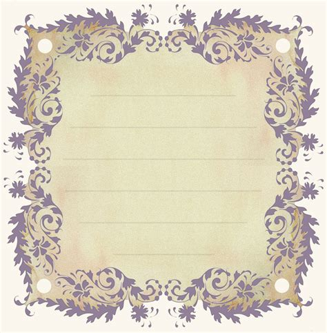 free printable antique stationary an accidental blog the art of letter writing
