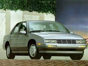 1995 chevrolet corsica specs safety rating mpg carsdirect