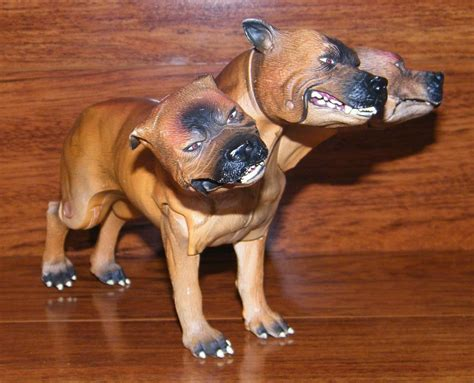 3 headed harry potter harry potter 3 headed quot fluffy quot movable legs heads neck jaws ebay