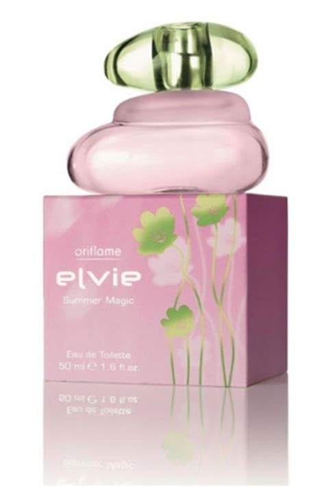 Parfum Elvie Oriflame elvie summer magic oriflame perfume a fragrance for