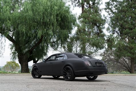 bentley mulsanne blacked out murdered out bentley mulsanne is it sick or does it