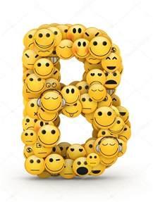 emoticons letter b stock photo 169 iunewind 29994011