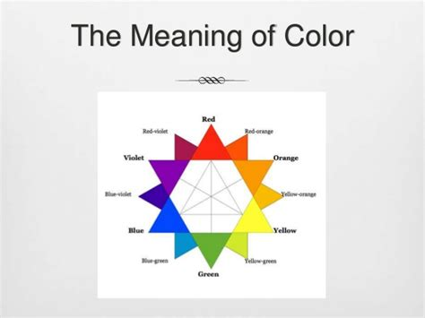 color of happiness lecture 1 colors