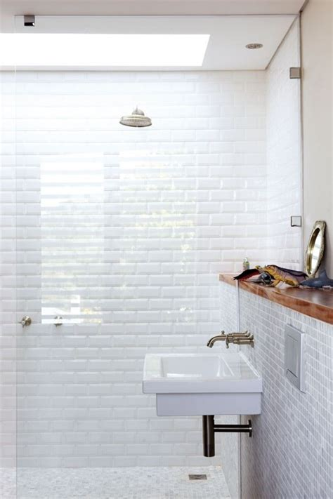 bathroom white tile ideas inspiration gallery the modern bath white tiles skylight and white tile bathrooms