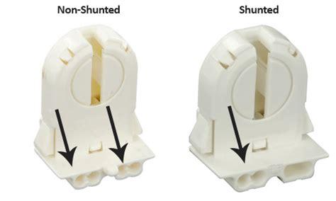shunted vs non shunted l shunted vs non shunted