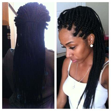 instagrm hair briad box com jumbo box braids amoraking instagram braids pinterest