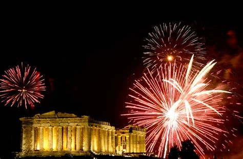 new year celebrations in greece athens walking tours