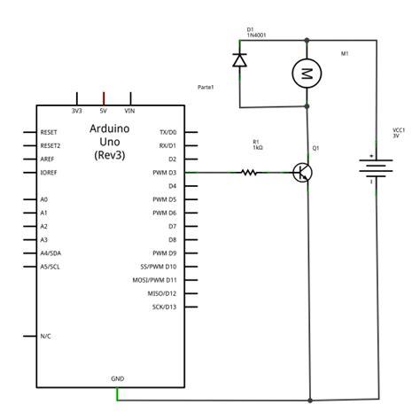 transistor void taller programaci 243 n ardublock uso transistor para el de corrientes elevadas