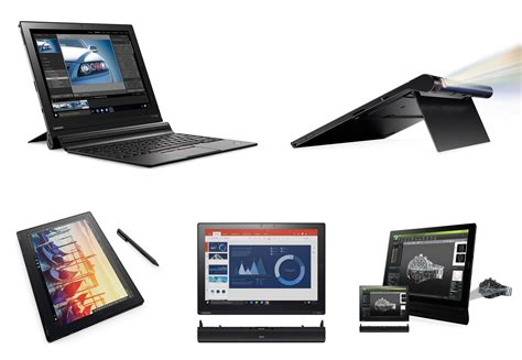 Lenovo X1 Tablet lenovo announced modular thinkpad x1 tablet at ces 2016