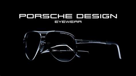 Porsche Design Titanium Glasses by Porsche Design P8649 Sunglasses Flowing Titanium