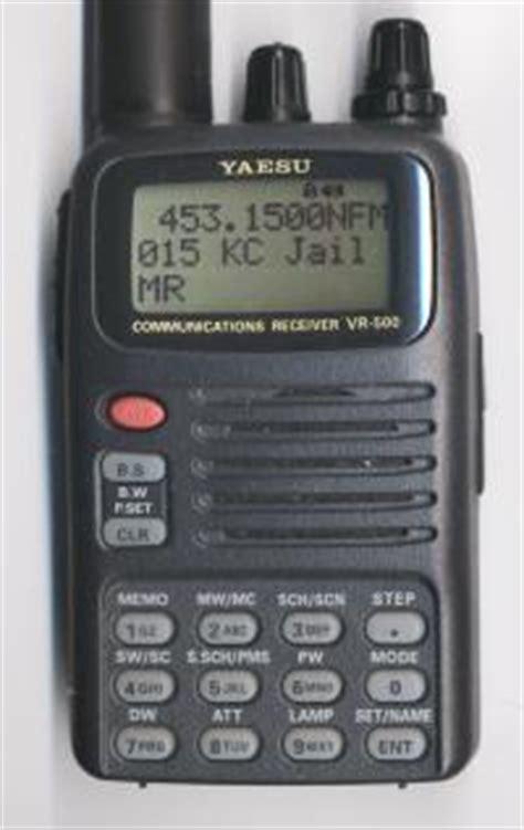 Yaesu Vr 500 Tk500