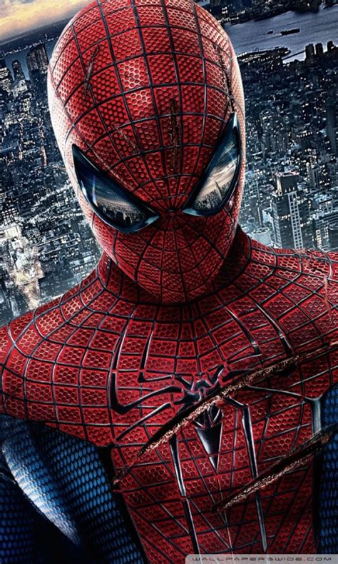 wallpaper hd android spiderman free amazing spider man wallpaper android apps apk