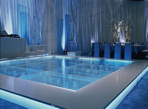 fish tank dance floor sooo cool