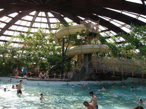 Huttenheugte Schwimmbad quot aqua mundo quot center parcs de huttenheugte dalen