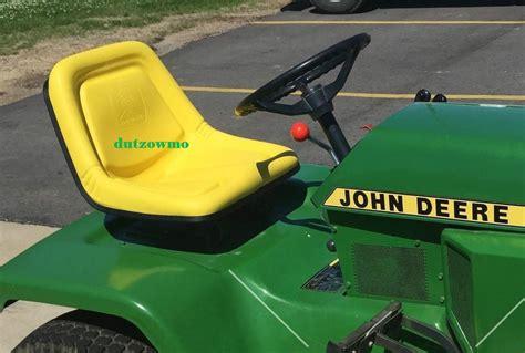 deere lawn tractor seat deere garden tractor seat 300 312 314 316 317 318 ebay