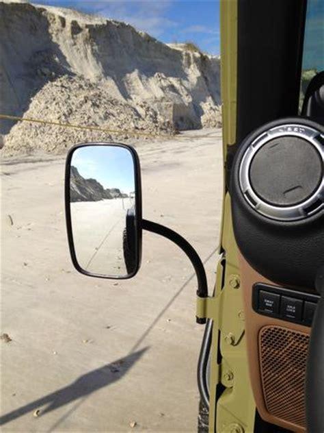 jeep side mirror no doors best mirrors with no doors jeep wrangler forum