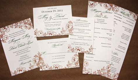 Stationery Wedding Invitations by Impressive Wedding Invitation Stationery Theruntime