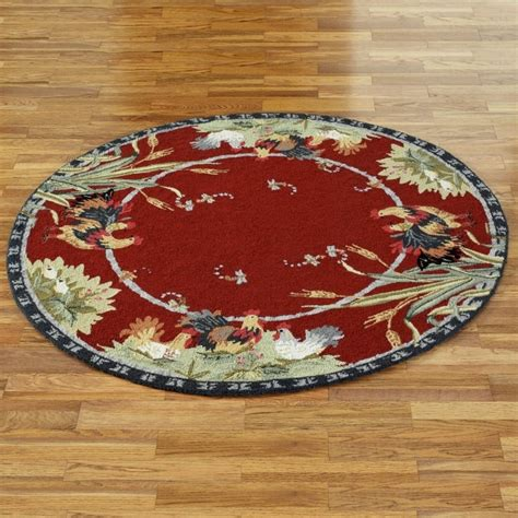 irc section 1563 round rooster kitchen rugs 28 images rooster and hens
