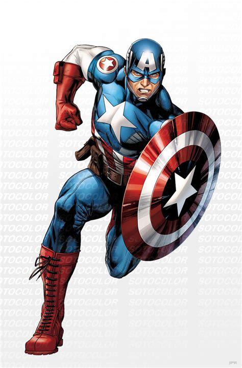 Mainan Heroes Assemle Captain America Iron captain america by jprart on deviantart